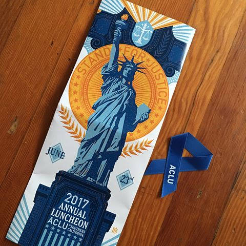 ACLU Annual Luncheon 2017