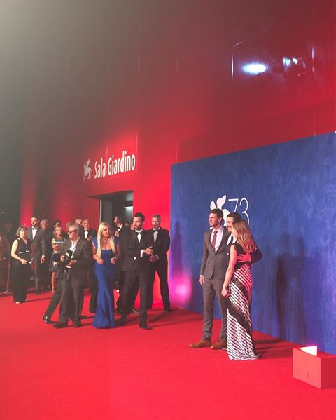 James Franco's In Dubious Battle's World Premiere at the Venice Film Festival
