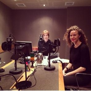 Interview at Monocle Radio, 2015.